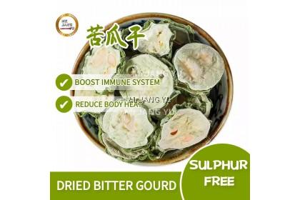 Mr.JANG YU Dried Bitter Gourd Small Slice苦瓜干 Peria Kering 100g~300g Herb Reduce Body Heat